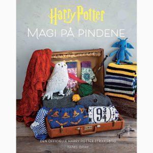 Harry Potter - Magi på pindene - strikkeopskrifter fra Harry Potter universet - Pindeliv