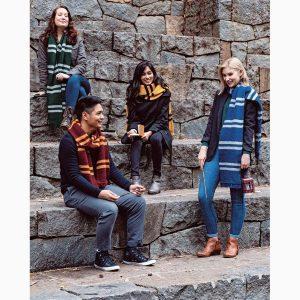 Strikkebog - Harry Potter - Magi på pindende - Pindeliv