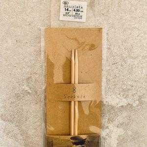 Seeknit Shirotake - Lange pindespidser 4,0 mm